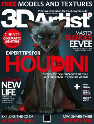 3D Artist Issue 134