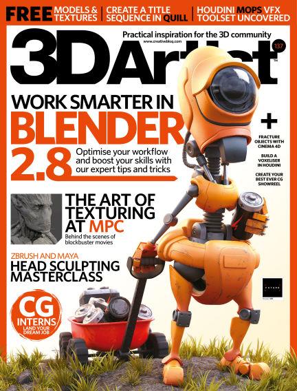 3D Artist September 24, 2019 00:00