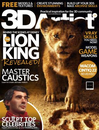 3D Artist Issue 138