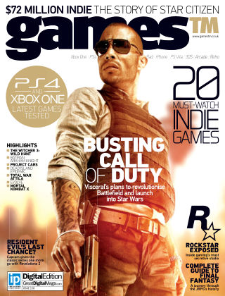GamesTM Issue 158