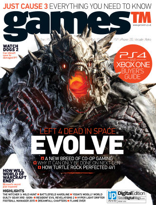 GamesTM Issue 155
