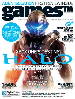 GamesTM Issue 153