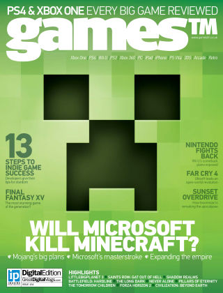 GamesTM Issue 154
