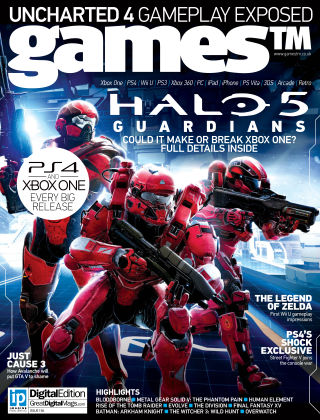 GamesTM Issue 156
