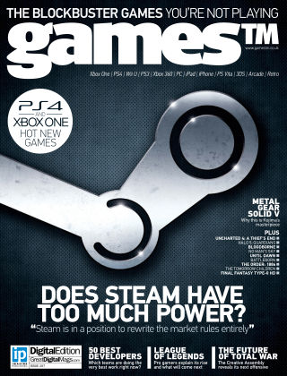 GamesTM Issue 157