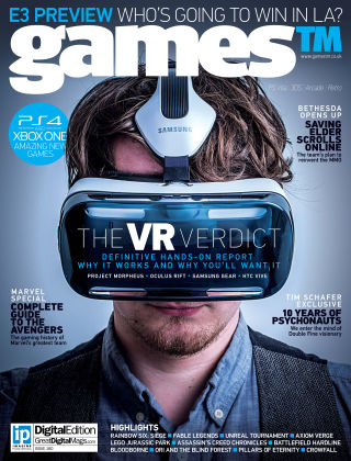 GamesTM Issue 160