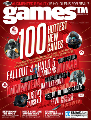 GamesTM Issue 163