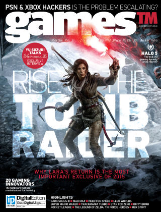 GamesTM Issue 164