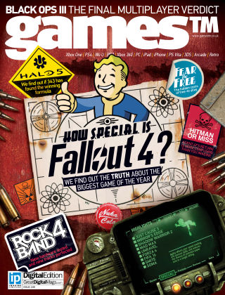 GamesTM Issue 166
