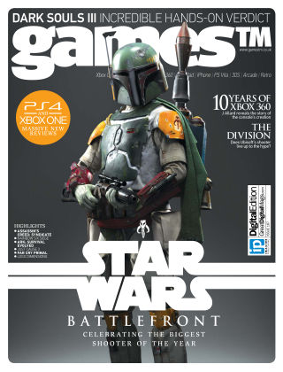 GamesTM Issue 167