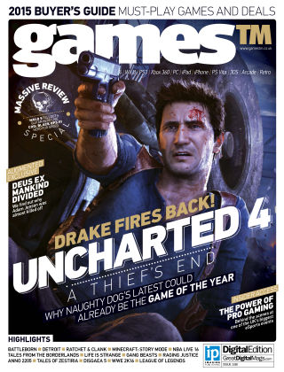 GamesTM Issue 168