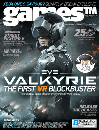 GamesTM Issue 170