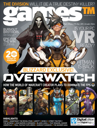GamesTM Issue 171