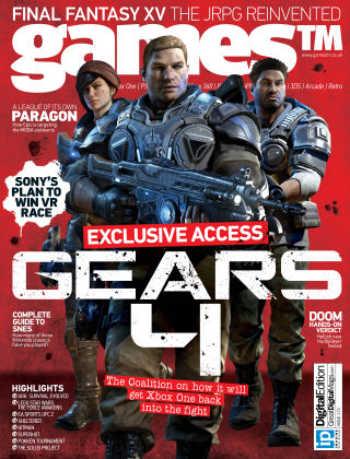 GamesTM Issue 173