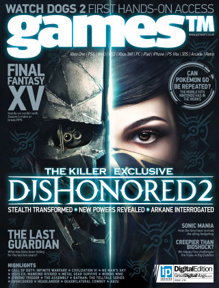 GamesTM Issue 178