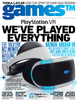 GamesTM Issue 180