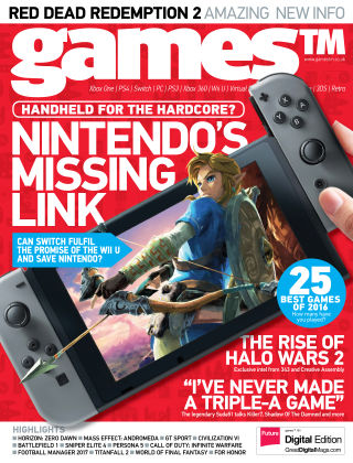 GamesTM Issue 181