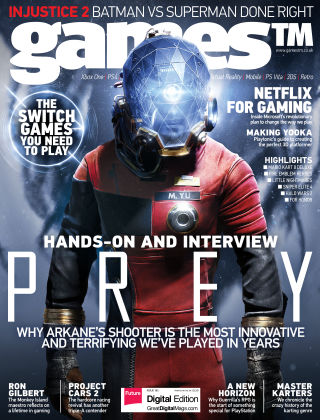 GamesTM Issue 185