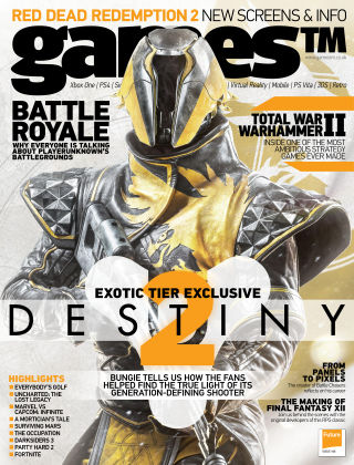GamesTM Issue 188