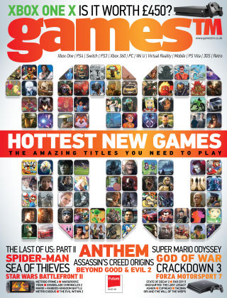 GamesTM Issue 189