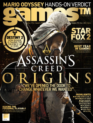 GamesTM Issue 190