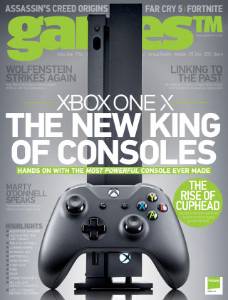 GamesTM Issue 191