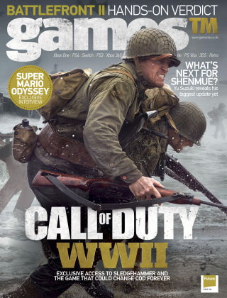 GamesTM Issue 192