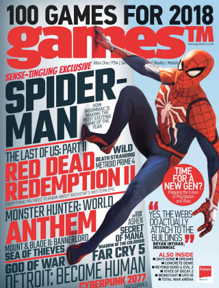 GamesTM Issue 195