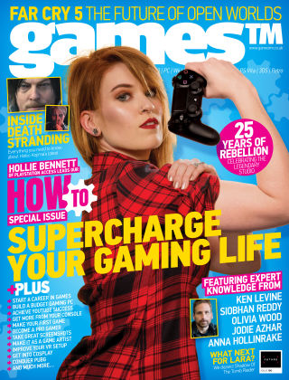 GamesTM Issue 196