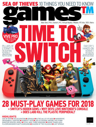 GamesTM Issue 197