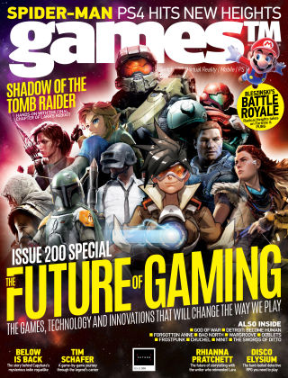 GamesTM Issue 200