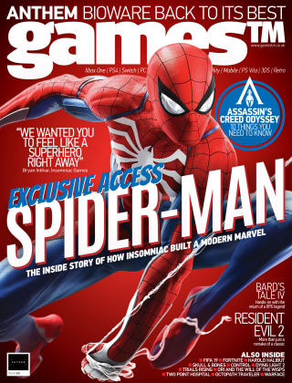 GamesTM Issue 203