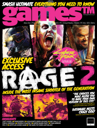 GamesTM Issue 206