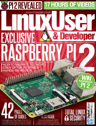 Linux User & Developer Issue 149