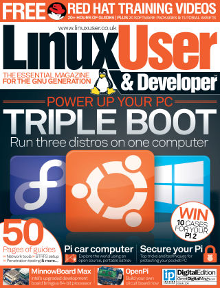 Linux User & Developer Issue 150