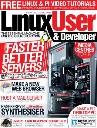 Linux User & Developer Issue 153