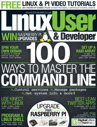 Linux User & Developer Issue 154