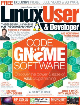 Linux User & Developer Issue 158