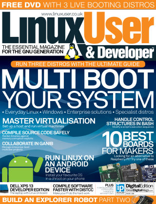Linux User & Developer Issue 168