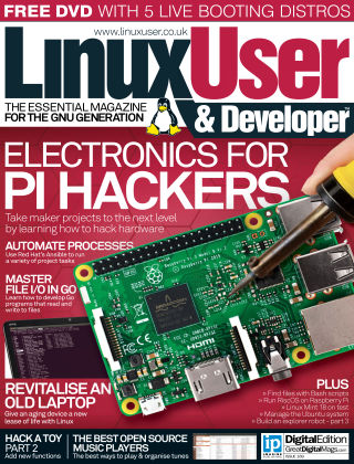 Linux User & Developer Issue 169