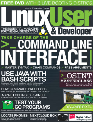 Linux User & Developer Issue 172