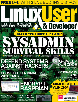 Linux User & Developer Issue 173