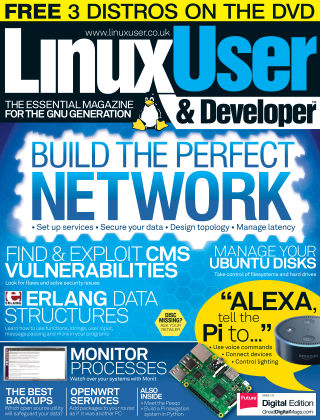 Linux User & Developer Issue 175