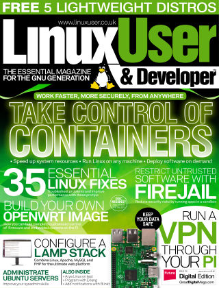 Linux User & Developer Issue 176