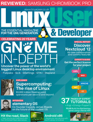 Linux User & Developer Issue 180