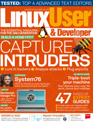 Linux User & Developer Issue 182