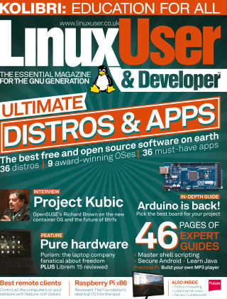 Linux User & Developer Issue 183
