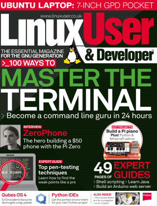 Linux User & Developer Issue 184