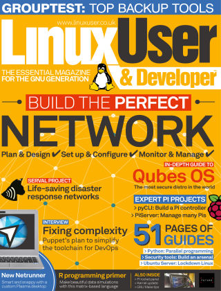 Linux User & Developer Issue 189
