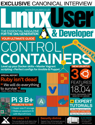 Linux User & Developer Issue 191